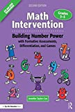 img - for Math Intervention 3-5: Building Number Power with Formative Assessments, Differentiation, and Games, Grades 3-5 (Eye on Education) book / textbook / text book