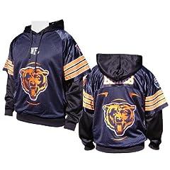 Buy Chicago Bears Blue Jersey Hood by GIII by G-III Sports