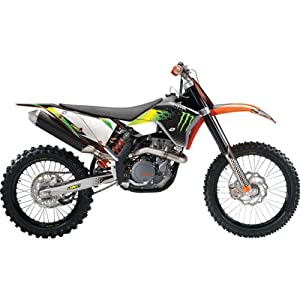 One Industries 2012 Monster Energy Graphic - KTM