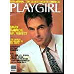 Playgirl Magazine September 1986: Mark Harmon; Naked men of Canada; college JOcks book cover