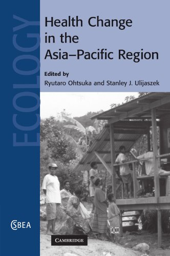 Health Change in the Asia-Pacific Region Paperback (Cambridge Studies in Biological and Evolutionary Anthropology)