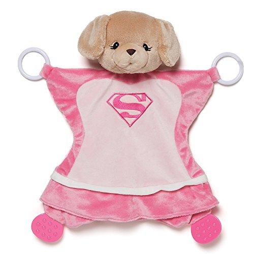 Gund Baby Dc Comics Yvette as Supergirl Activity Baby Blanket