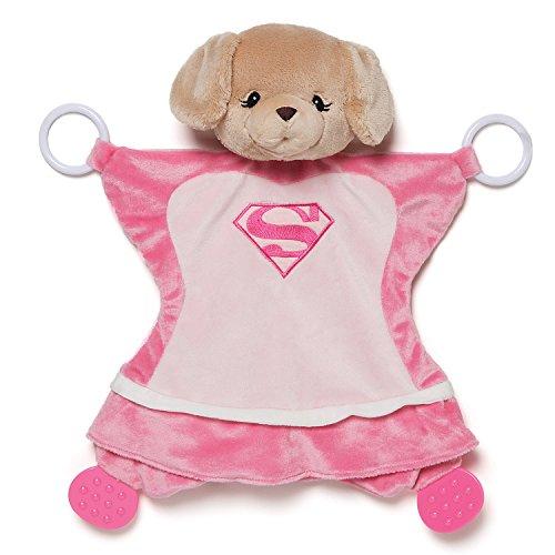 Gund Baby Dc Comics Yvette as Supergirl Activity Baby Blanket