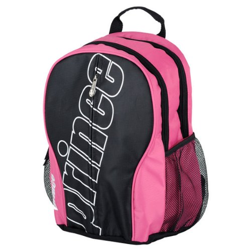 Prince Racq Pack Lite Kids Tennis Backpack-Pink/Black ...