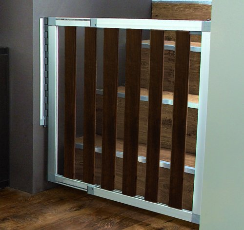 Comparisons On Munchkin Loft Dark Wood Infant Safety Gate