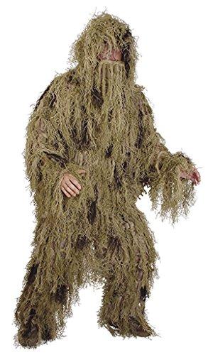Adult Sniper Ghillie Suit - Desert Camouflage
