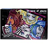 Calendrier de l'avent monster high maquillage