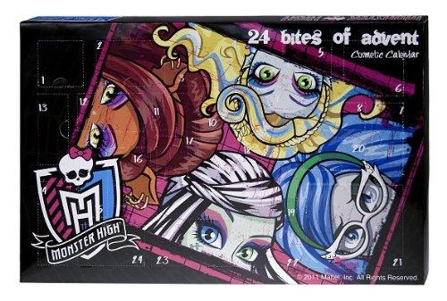 Imagen principal de Mattel 9261720 Monster High - Calendario de Adviento (cosmética)