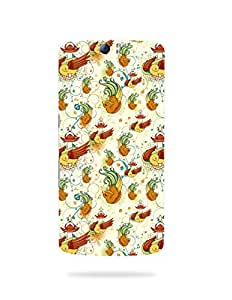 alDivo Premium Quality Printed Mobile Back Cover For Oppo N1 / Oppo N1 Back Case Cover (KT043)