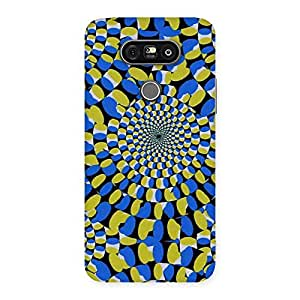 Enticing Classic Illusion Back Case Cover for LG G5