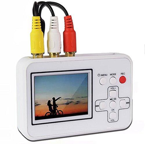 DigitNow ! Vidéo au convertisseur numérique - Capture vidéo de VRC, VHS, Hi8, caméscope, DVD, et les systèmes de jeu.