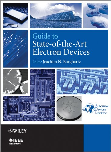 Guide To State-Of-The-Art Electron Devices (Wiley - Ieee)