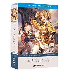 Last Exile: Fam, The Silver Wing - Season Two, Part 1 (Limited Edition) [Blu-ray]