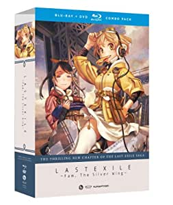 Last Exile: Fam, The Silver Wing: Season 2, Part 1 (Limited Edition) [Blu-ray]