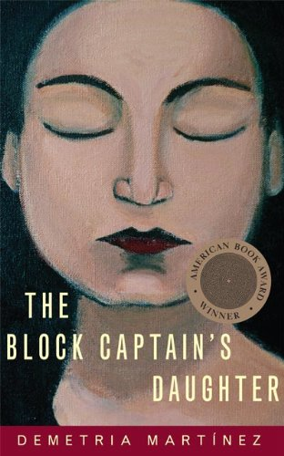 The Block Captain'S Daughter (Chicana And Chicano Visions Of The Americas Series) front-512987