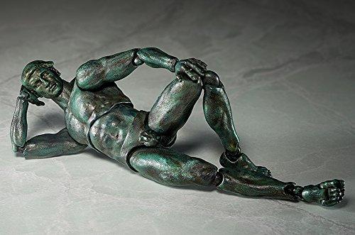 figma テーブル美術館 考える人 (ノンスケール ABS&PVC製塗装済み可動フィギュア)