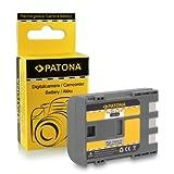 M&L Mobiles® Battery - premium quality - Canon NB-2L with Infochip · 100% compatible with Canon EOS 350D, 400D, Digital N, Kiss Digital N, Digital Rebel XT BP-2L5 per Legria HF R16, HF R17, HF R18, HF R106 etc...