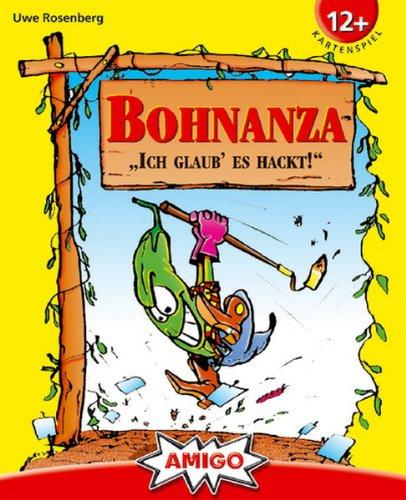 Kartenspiel *Bohnanza*