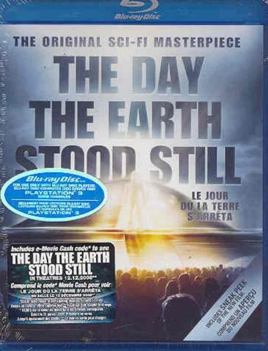 Sale alerts for 20th Century Fox Home Entertainment The Day the Earth Stood Still (1951) [Blu-ray] - Covvet