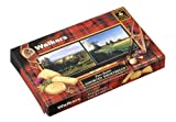 Walkers Shortbread Assorted Selection,  8.8-Ounce Gleneagles Golf Boxes (Pack of 2)