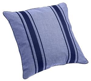 Nautica Decorative Pillows Navy : Amazon.com - Nautica Seagrove 18-by-18-Inch Decorative Pillow, Navy - Throw Pillows