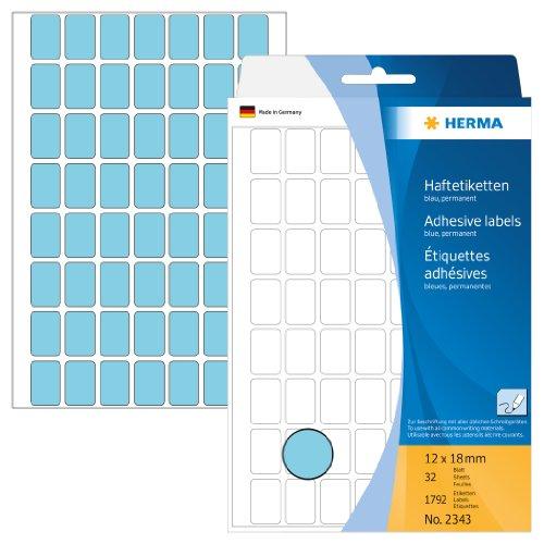 herma-2343-vielzwecketiketten-papier-matt-12-x-18-mm-1792-stuck-blau