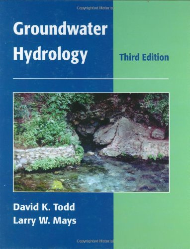Groundwater Hydrology PDF