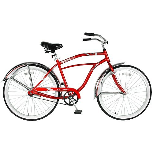 Cycle Force 26 inch Victory Touring One Cruiser Bike - Men's