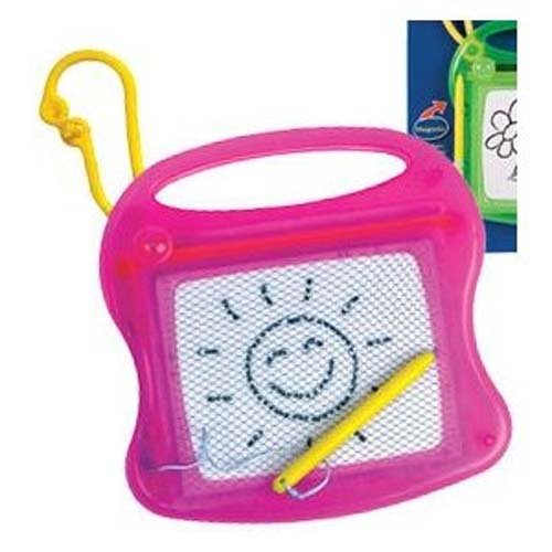 Neon Magnetic Drawing Board (Colors Vary)