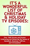 It's a Wonderful List of Christmas &...