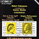 Schumann: Symphonies Nos 3 & 4