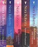 Nora Roberts Nora Roberts: 5 book pack set: The Stanislaski Brothers, the Stanislaski Sisters, Reflections and Dreams, Summer Pleasures and Dream Makers rrp £34.95