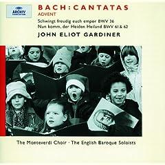 """J.S. Bach: Nun komm, der Heiden Heiland, BWV 61 - 1. Ouverture """"Nun komm, der Heiden Heiland"""" (Choir)"""