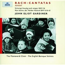 """J.S. Bach: """"Nun komm, der Heiden Heiland"""", BWV 62 - 6. Chorale """"Lob sei Gott, dem Vater"""" (Choir)"""