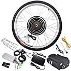 48V1000W 26 Rear Wheel Electric Bicycle Motor Kit E-Bike Cycling Hub Conversion
