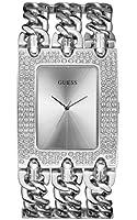 Guess - W13097L1 - Montre Femme - Quartz - Analogique - Bracelet Acier inoxydable Argent