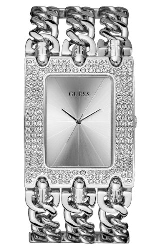 Guess W13097L1 Ladies HEAVY METAL Watch