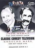 The Jack Benny Show & You Bet Your Life (2 DVDs)