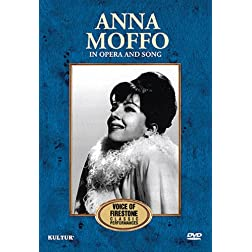 Anna Moffo in Opera and Song-– The Voice of Firestone