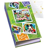 Disney Mickey and Gang Super Deluxe Foil Photo Album (150 Photos)