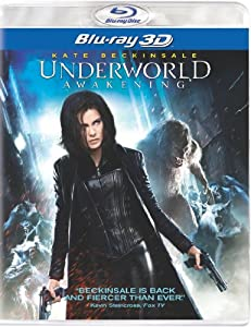 Underworld: Awakening (Blu-ray 3D + UltraViolet Digital Copy) [Blu-ray 3D] from Sony Pictures Home Entertainment