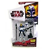 Star Wars The Clone Wars Captain Rex (Cw24)