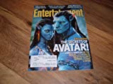 img - for Entertainment Weekly, January 22, 2010-AVATAR-Exclusive. The secrets of Avatar. James Cameron on the sequel, 3-D worlds, deleted scenes, topping Titanic and more. book / textbook / text book
