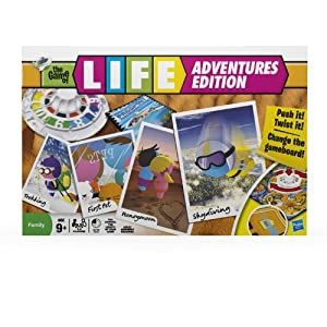 Hasbro Game of Life Adventures