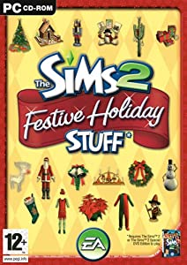 The Sims 2: Festive Holiday Stuff (PC CD)
