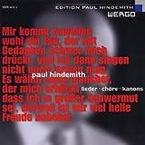 echange, troc Paul Hindemith, Choeur de la radio de Berlin, Robin Gritton - Lieder a cappella / Choeurs / Canons