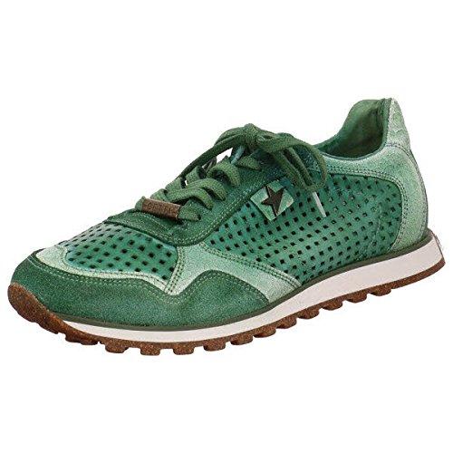 Cetti Luxsportiveshoes C848 NAPA TIN VERDE, Sneaker uomo, (Verde), 43 EU