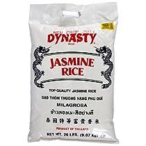 Dynasty Jasmine Rice 20-Pound