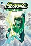 Green Lantern by Geoff Johns Omnibus Volume 1 HC (Green Lantern Omnibus)