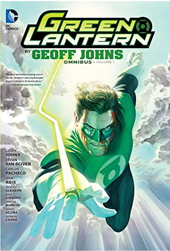 Green Lantern Omnibus 1